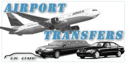Tampa Airport Transfers and airport shuttles