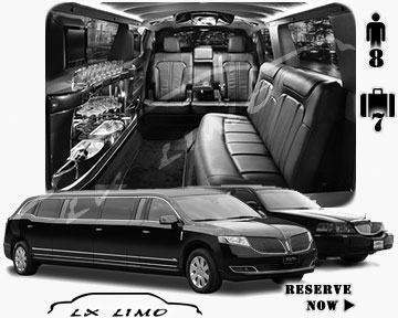 Limo from Tampa airport