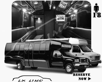 Tampa Party Bus party Bus | 18 passenger PartyBus in Tampa